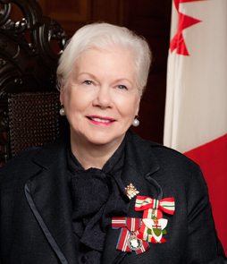 Honourable Elizabeth Dowdeswell is one of Connecting Water Resources 2015 Speakers