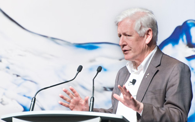 Bob Rae Speaking at CWR 2015