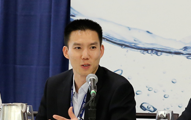 Bu Lam Speaking at CWR 2015