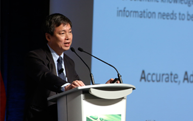 Harry Seah - Speaking at CWR 2015